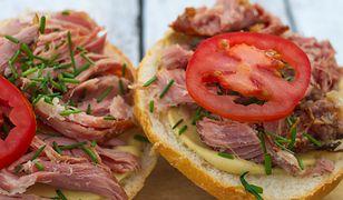 Kanapka z wołowiną szybko stała się hitem na całym świecie