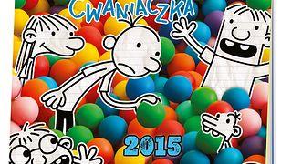 Odjechany kalendarz cwaniaczka 2015