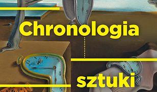 Chronologia sztuki. Oś czasu kultury zachodniej od czasów prehistorycznych po współczesne