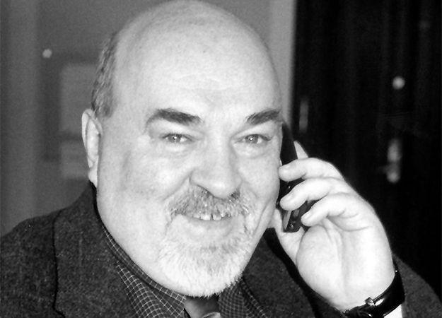 Nie żyje dziennikarz i polityk Adam Halber. Miał 67 lat