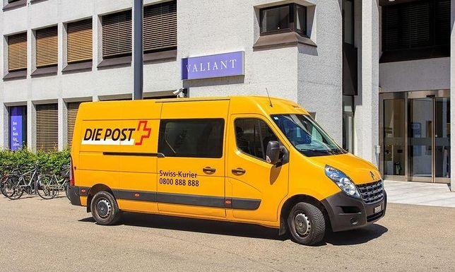 Szwajcarska poczta oferuje spore pieniądze