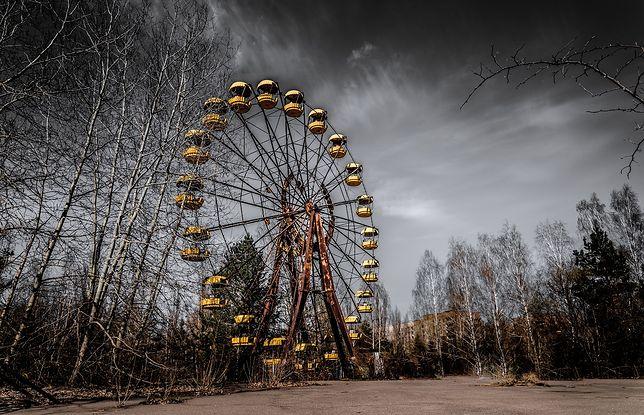 """Czarnobyl. Katastrofa wyludniła to miejsce. """"Miasto widmo"""" założono 50 lat temu"""