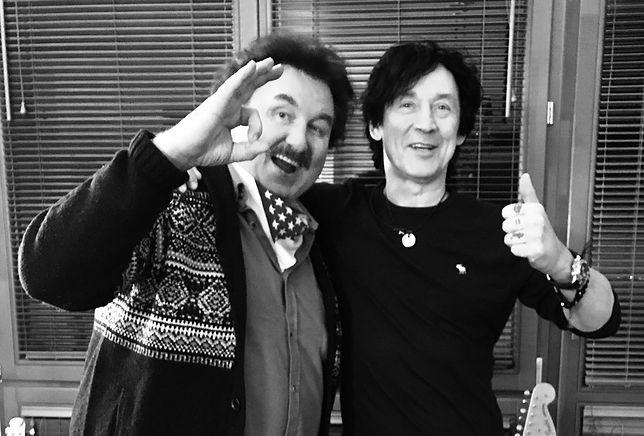 Jan Borysewicz i Krzysztof Krawczyk mieli nagrać wspólną płytę