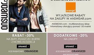 Kupuj taniej w answear.com