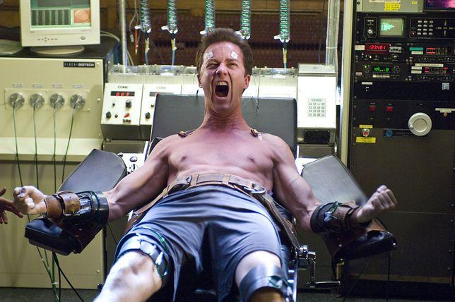 """Edward Norton jako Bruce Banner w """"Niesamowitym Hulku"""" z 2009 r."""