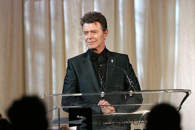 Gwiazdy, ktore odeszły w 2016 roku - David Bowie