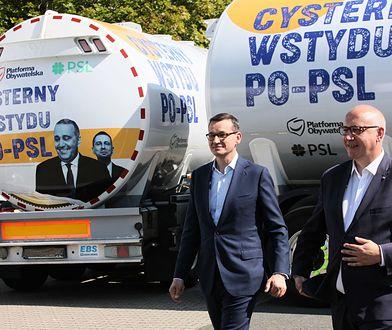 """Wybory parlamentarne 2019. Jan Grabiec przeprasza PiS. Za wpis o """"cysternach wstydu"""""""