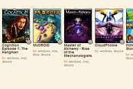 Indie Royale: Cognition, McDroid, Master of Alchemy i inne