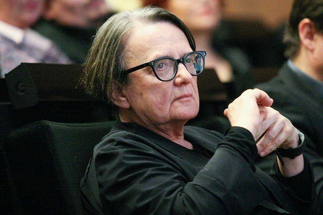 Agnieszka Holland: Spora część dużych mediów jest niewiarygodna