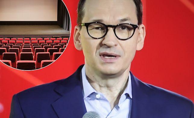 Decyzja rządzących, co do otwarcia kin o tydzień wcześniej, wywołała chaos
