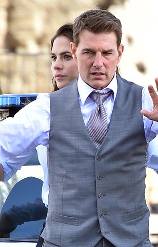 """Tomowi Cruise'owi bardzo zależy na jak najlepszej pracy przy """"Mission: Impossible 7"""""""