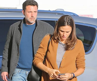 Ben Affleck i Jennifer Garner są już pogodzeni? Wybierali razem choinkę