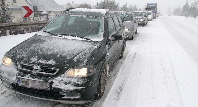 5 sposobów oszczędnej jazdy zimą