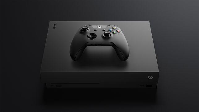 Xbox One X jest reklamowany jako najmocniejsza konsola na rynku