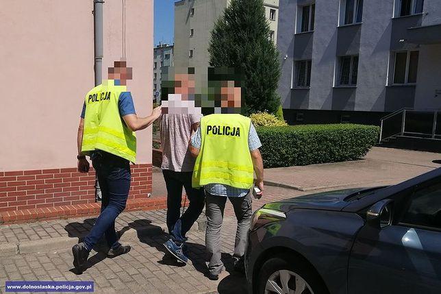 21-latek przejechał psa autem. Jest areszt tymczasowy dla mężczyzny