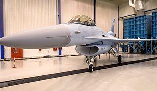 Pociski trafią na wyposażenie myśliwców F-16
