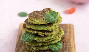 Placki ziemniaczano-szpinakowe z guacamole. Klasyk w nowej odsłonie