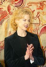 Nicole Kidman nie nadąża fizycznie