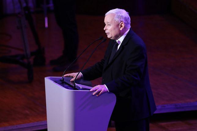 Jarosław Kaczyński (prezes Prawa i Sprawiedliwości) - zdj. arch.