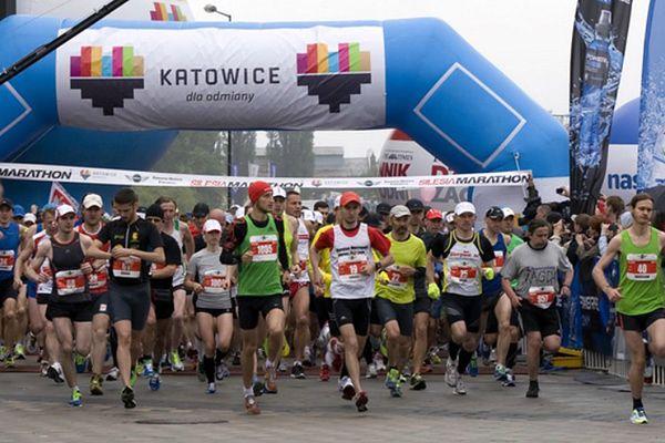 Biegacze na start! Silesia Marathon już 5 października