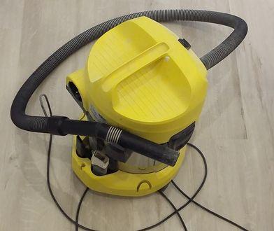 Odkurzacze budowlane mają kółka, często wyposażone w hamulce, pozwalające je blokować, gdy nie chcesz, by sprzęt się przesuwał.