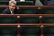 Sejm odrzucił wniosek o wotum nieufności dla Grabarczyka
