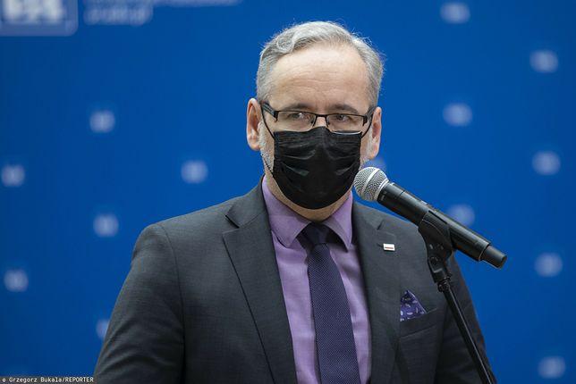 """Minister zdrowia podpisał rozporządzenie dotyczące osób po 40. roku życia. """"Ma pomóc w odbudowie zdrowia po epidemii"""""""