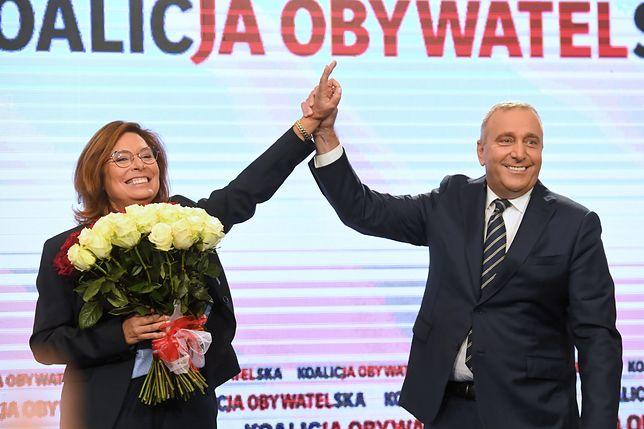 Małgorzata Kidawa-Błońska. Kandydatka KO na premiera