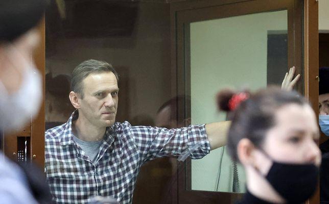 """Rosja. Sąd zdecydował. Nawalny pozostanie więźniem """"skłonnym do ucieczki"""""""