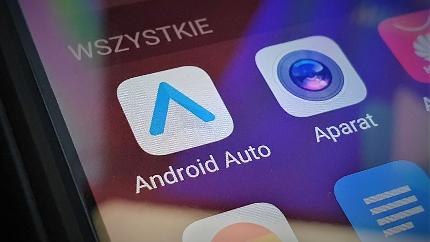 Android Auto znów sprawia problemy, fot. Oskar Ziomek