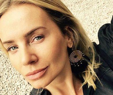 Agnieszka Woźniak-Starak w górach. O takiej chwili marzyła od dawna