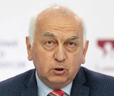 Wiesław Kozielewicz, przewodniczący Państwowej Komisji Wyborczej
