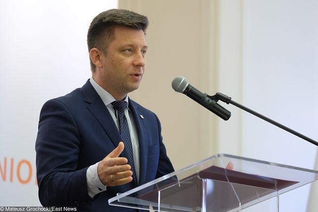 Michał Dworczyk nie jest zadowolony w wyników wyborów samorządowych 2018