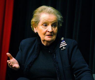 """Madeleine Albright o sytuacji w Polsce. """"Jestem bardzo rozczarowana"""""""