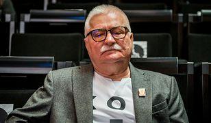 """Lech Wałęsa składa pewną propozycję. """"Nie mogę na to patrzeć"""""""