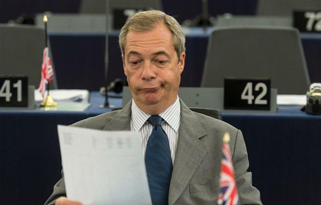 Partia Nigela Farage'a może mieć problemy. Wydała niezgodnie z prawem pół miliona funtów?