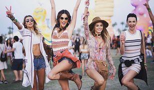 Najlepsze stylizacje na festiwalu Coachella 2017