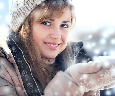 Soczewki kontaktowe zimą