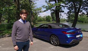 Posłuchaj, jak brzmi najmocniejszy kabriolet BMW. Oczywiście przy zdjętym dachu