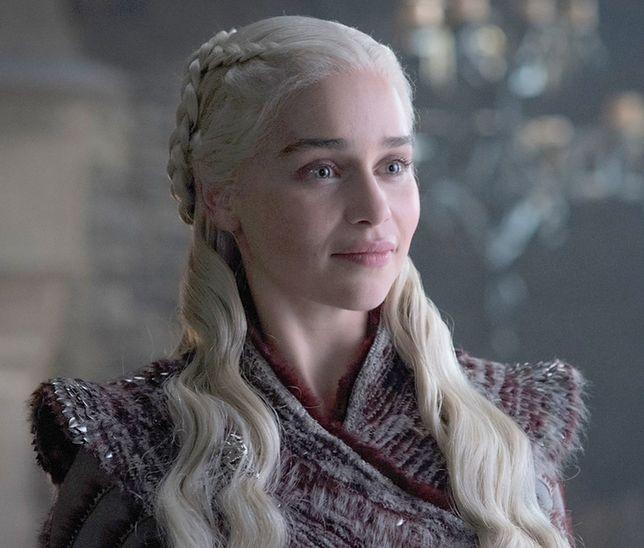 """""""Gra o tron"""". Emilia Clarke: Dla Daenerys przeszłam przez ogień"""