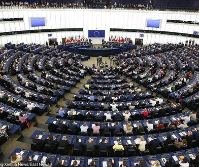 W Parlamencie Europejskim przeprowadzone próbne głosowanie