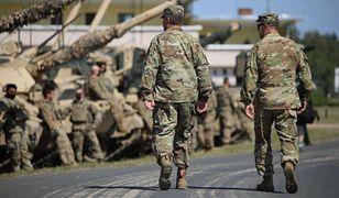 Kolejne wojska USA w Europie. Pentagon wysyła posiłki