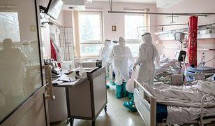Koronawirus w Polsce. Padł rekord zajętych respiratorów. Najnowszy raport MZ
