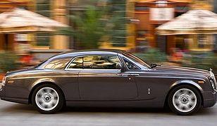 Luksus i osiągi - Rolls-Royce Phantom Coupe