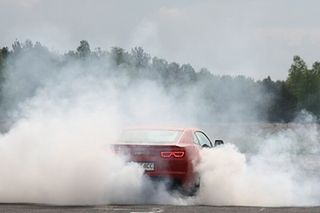 Chevrolet Camaro 2SS AT Coupe: Pomaluj drogę!