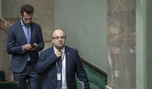 Wiceminister sprawiedliwości Łukasz Piebiak zrezygnował ze stanowiska po ujawnieniu akcji dyskredytowania sędziów, którą miał kontrolować
