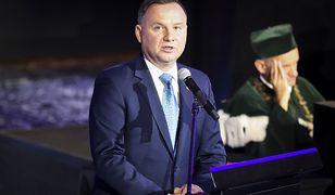 Andrzej Duda zapewnił na antenie TV Trwam, że cieszy się z wyborczego sukcesu wszystkich komitetów