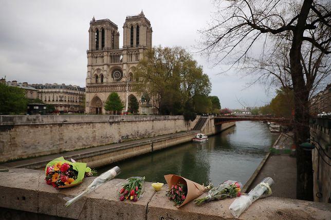 Każdy może wspomóc odbudowę katedry Notre Dame