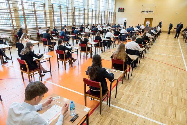 Maturzyści mogli się odwołać ws. wyników egzaminu do Kolegium Arbitrażu. Ilu się na to zdecydowało?