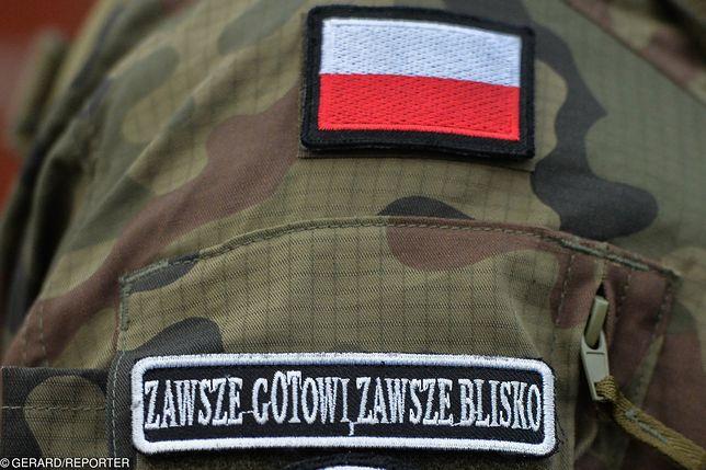 Śmierć na poligonie. Zmarł 41-letni żołnierz Wojsk Obrony Terytorialnej